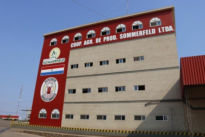 Cooperativa Sommerfeld conquista  el mercado de harinas y fideos del Paraguay