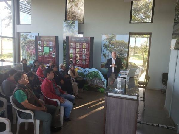 Yguazú se proyecta para ser una ciudad turística