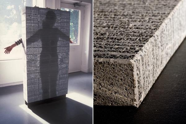 Concreto traslúcido, una nueva  alternativa para la construcción
