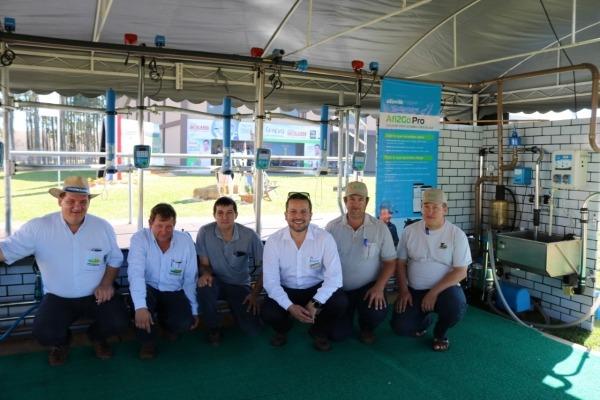 Afimilk lleva tecnología al tambo  para optimizar producción de leche