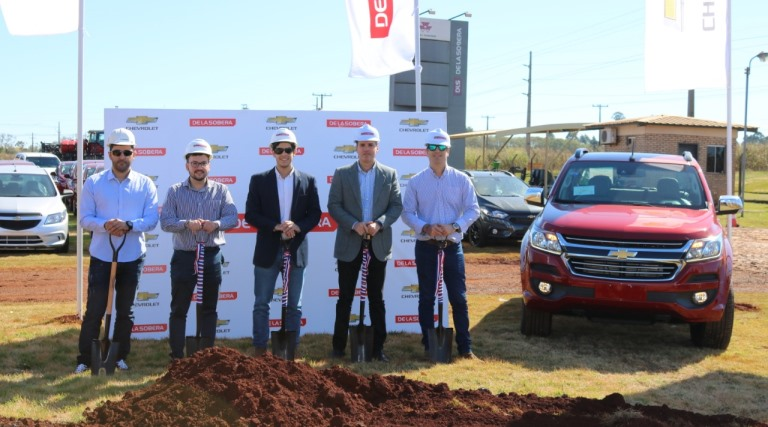 De La Sobera apuesta al Noreste del país con nuevas sucursales de Chevrolet