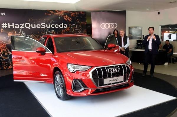 El nuevo Audi Q3, más atractivo  y versátil, ya está en Paraguay