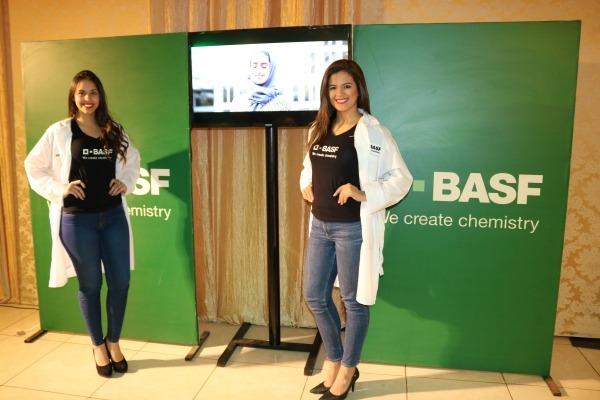 """Multinacional presenta serie de mini expos """"ADN BASF"""""""