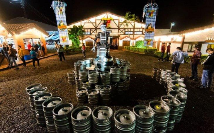 CHOPPFEST EN OBLIGADO La mayor fiesta cervecera del país ya prepara su edición 46