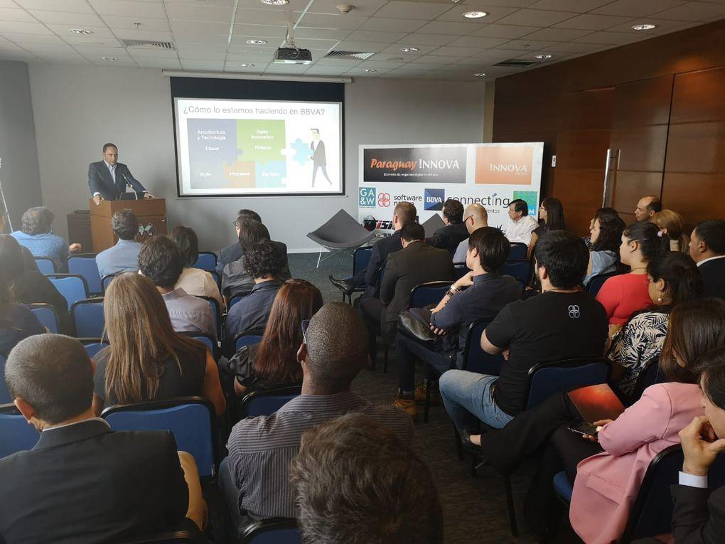 """Realizarán encuentro de negocios digitales """"Paraguay Innova"""""""