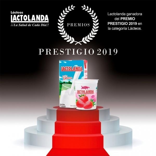 Lactolanda, la empresa láctea más prestigiosa del país
