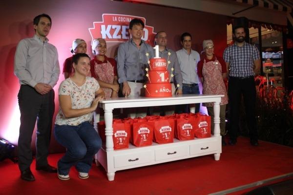 La Cocina de KZero celebra un año ofreciendo deliciosos platos al público