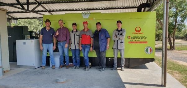 Generadores Pramac, elegidos por  grandes industrias  paraguayas ante constantes cortes de electricidad