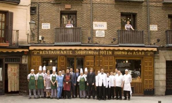 Mi viaje por España y la cocina madrileña