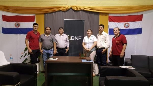 BNF acompaña, desde construcción de una casa, hasta inversión en sector productivo