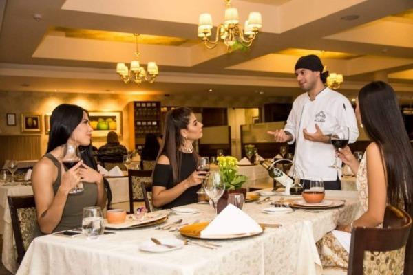 """Cena Maridaje """"rememorando tus sentidos"""" ,  por los 10 años del restaurant Mburuvicha"""