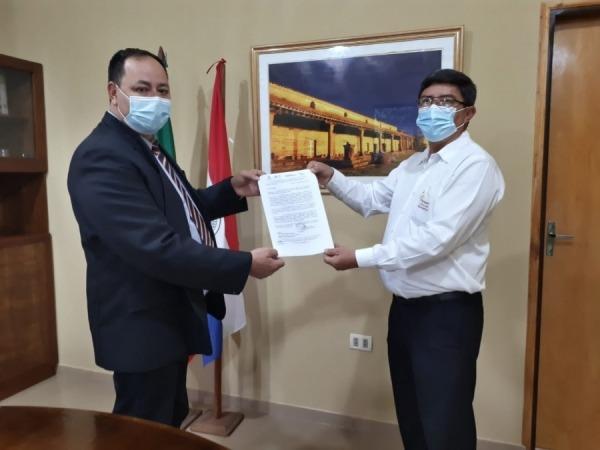 Senatur postula al distrito de San Cosme y Damián para iniciativa de la OMT